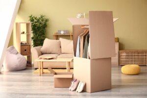 Wohnungsräumung Mellingen