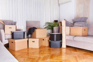 Wohnungsräumung Unterkulm